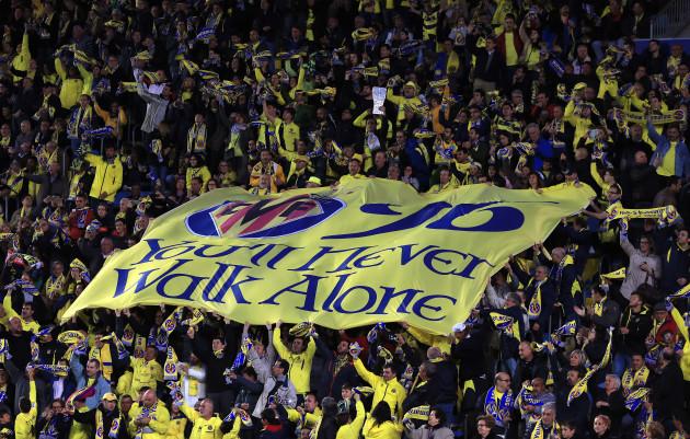 Villarreal v Liverpool - UEFA Europa League - Semi Final - First Leg - Estadio El Madrigal