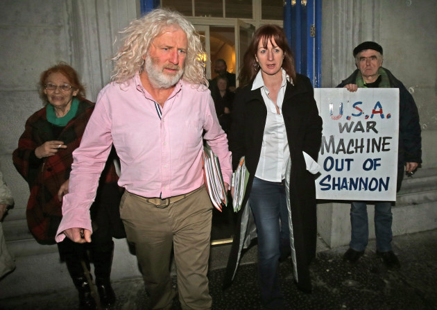 Mick Wallace court case