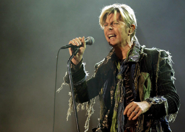David Bowie nominated for music award