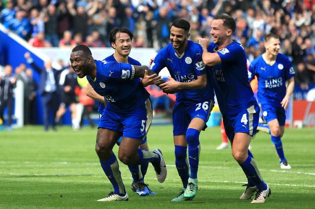 Leicester City v Southampton - Barclays Premier League - King Power Stadium