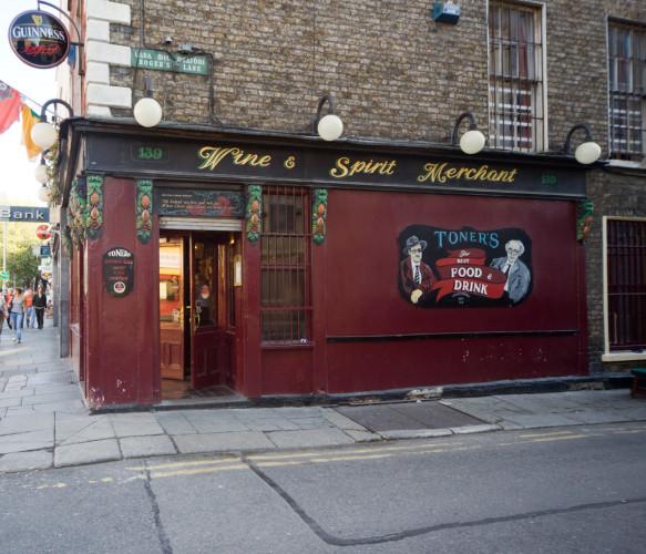 Baggot Street - Dublin