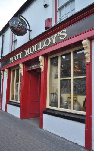 Matt Molloy's Pub.