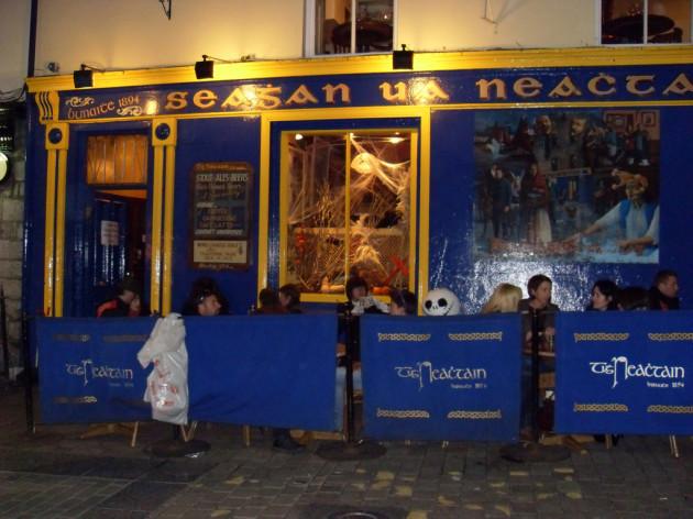 Halloween 2009 Barnacles Galway