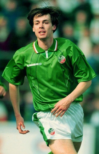 Gary Breen Republic of Ireland