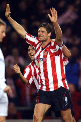 Soccer - FA Barclaycard Premiership - Sunderland v Leeds United