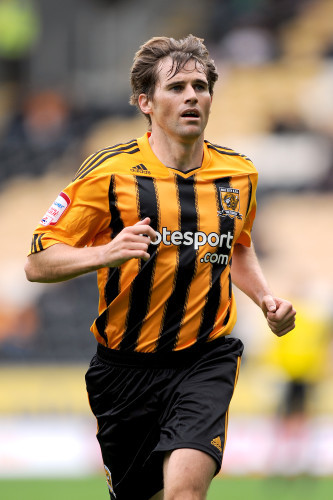 Soccer - Pre Season Friendly - Hull City v Dundee United - KC Stadium