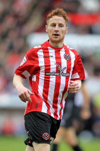 Soccer - npower Football League One - Play Off Semi Final - Second Leg - Sheffield United v Stevenage - Bramall Lane