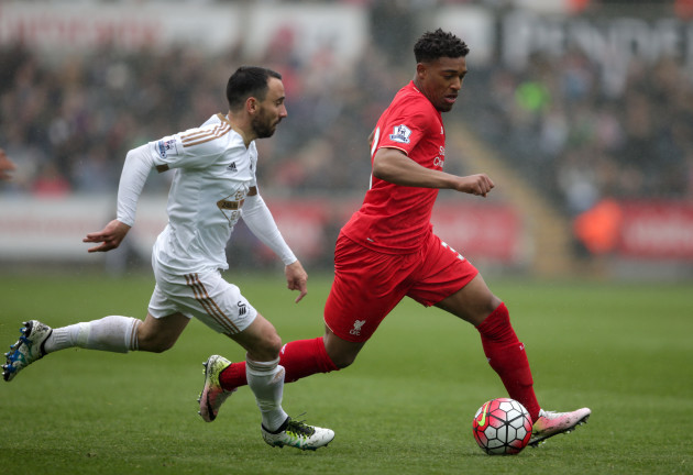 Swansea City v Liverpool - Barclays Premier League - Liberty Stadium