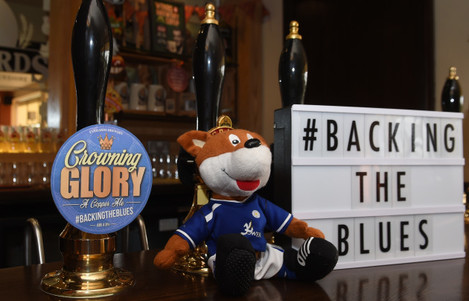 Leicester City Blue Leicester Day Feature