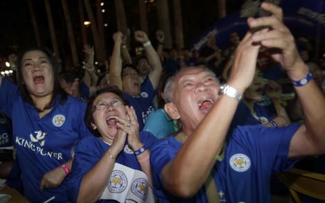 Thailand Soccer Leicester City