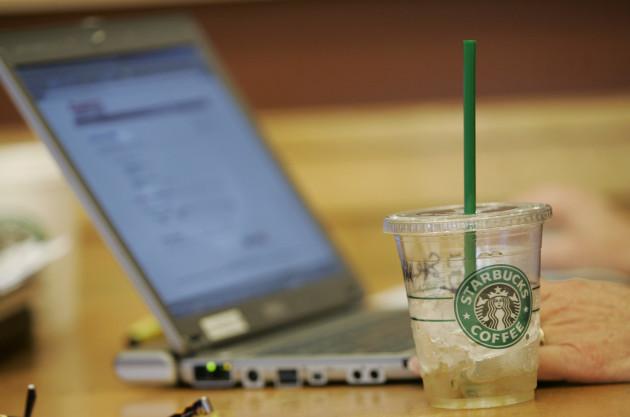 Starbucks AT&T