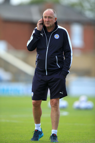 Soccer - Pre-season Friendly - Lincoln City v Leicester City - Sincil Bank