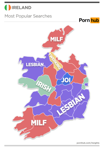 pornhub-insights-ireland-top-searches-map