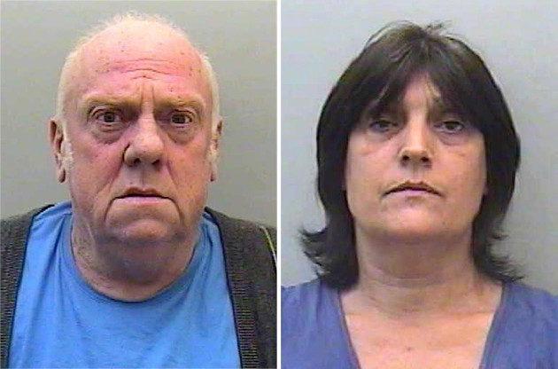 Paedophile couple's home excavation