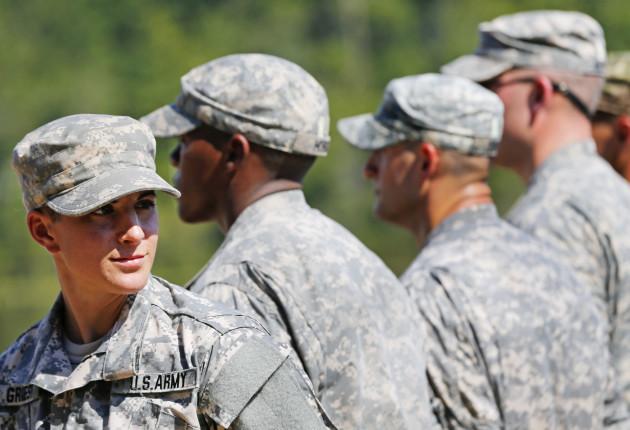 Army Rangers Women