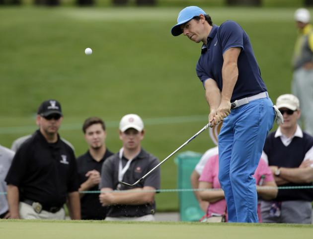 Wells Fargo McIlroy Golf