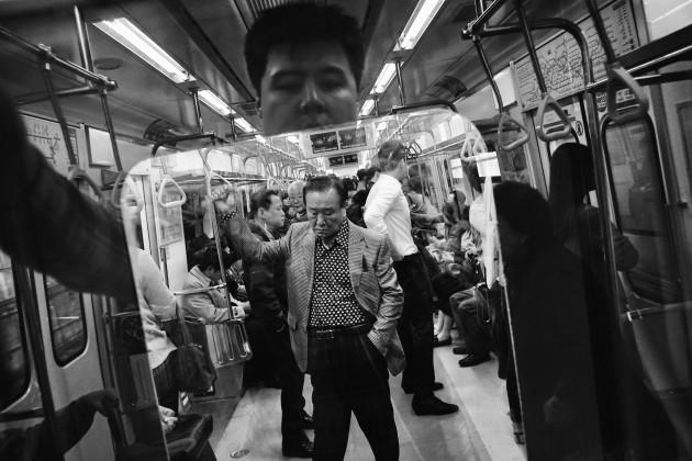 Read Between The Metro Lines