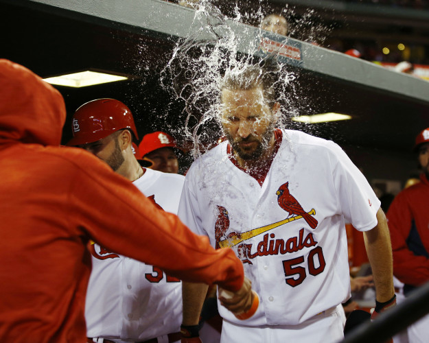 Phillies Cardinals Baseball
