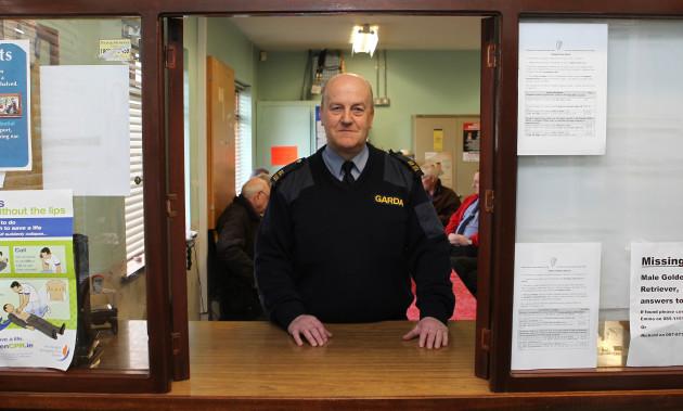 Garda stations closures