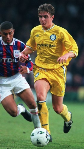 Soccer ... F.A. Cup Youth Cup Final 2nd Leg ... Crystal Palace v Leeds United