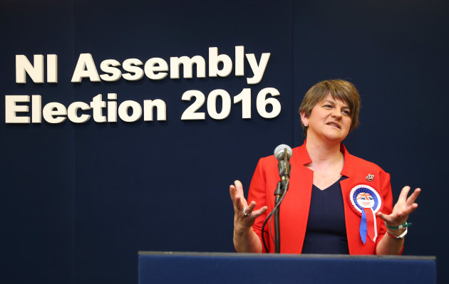 Ulster Assembly election 2016