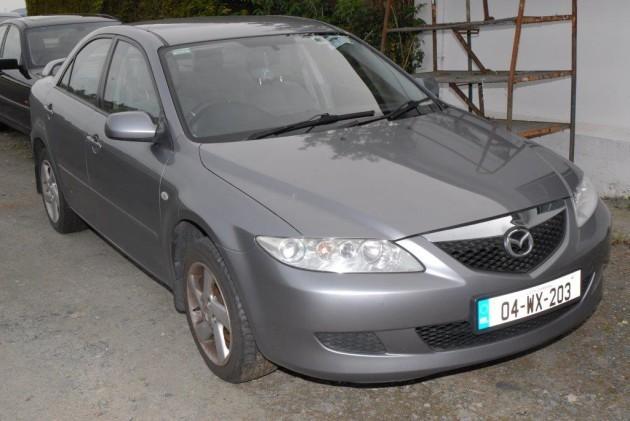 car of MP