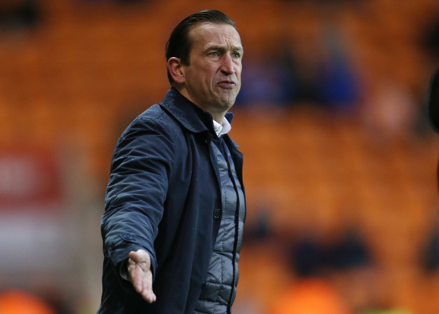 Blackpool v Gillingham - Sky Bet League One - Bloomfield Road