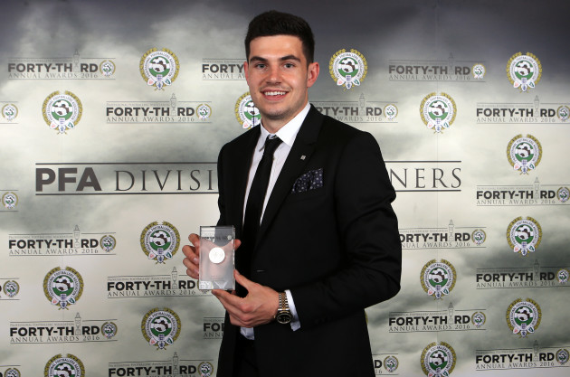PFA Player of the Year Awards 2016 - Grosvenor House Hotel