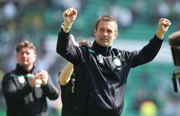 Celtic v Aberdeen - Ladbrokes Scottish Premiership - Celtic Park