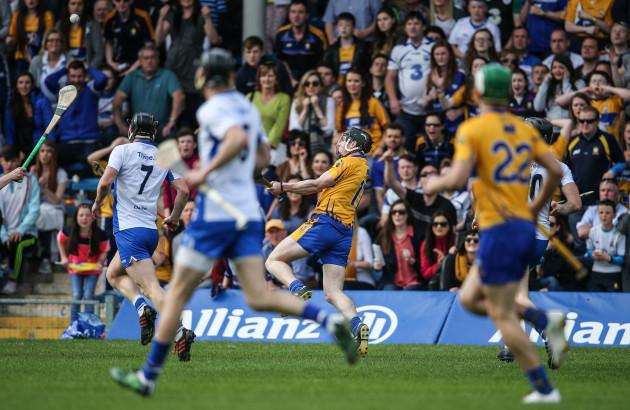 Tony Kelly scores the winning point