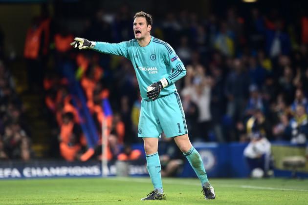 Soccer - UEFA Champions League - Group G - Chelsea v Dynamo Kiev - Stamford Bridge