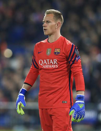 Atletico Madrid v Barcelona - UEFA Champions League - Quarter Final - Second Leg - Vicente Calderon