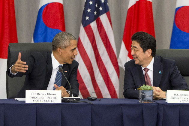 Obama Nuclear Security Summit