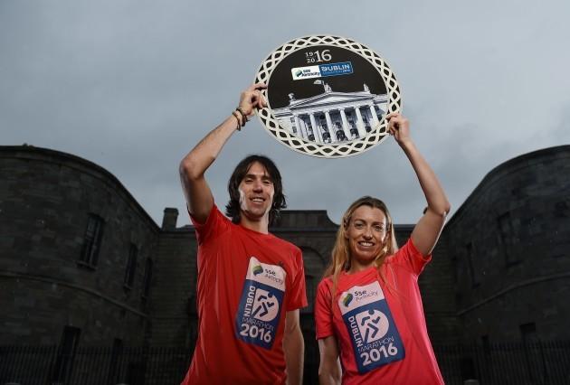 SSE Airtricity Dublin Marathon & Race Series Launch