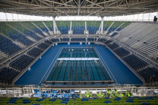 Brazil OLY Rio 100 Days