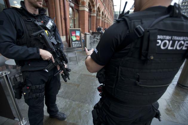 Britain Guns
