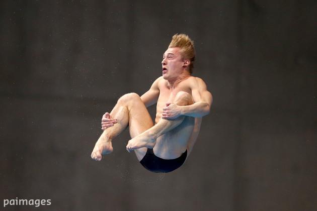 European Aquatics Championships - Day Four