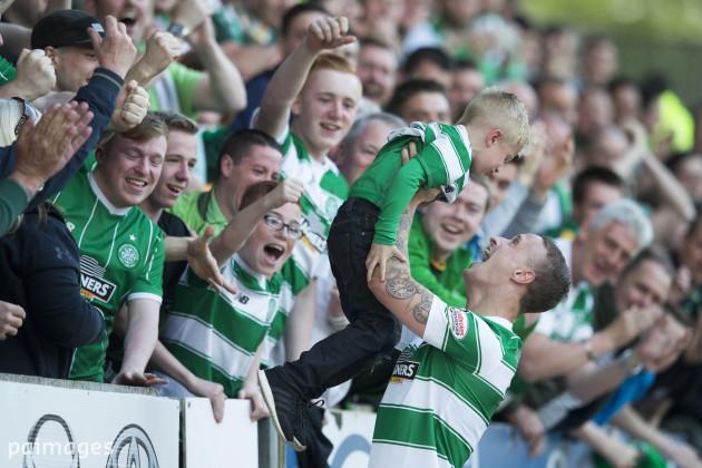 St Johnstone v Celtic - Scottish Premiership - McDiarmid Park