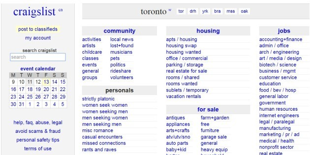 17 things you'll know if you did your J1 in Toronto · The