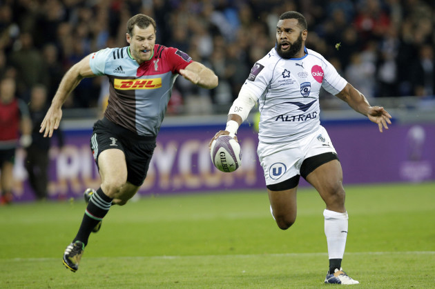 France Rugby European Challenge Cup