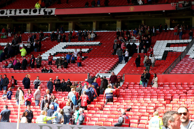 Manchester United v AFC Bournemouth - Barclays Premier League - Old Trafford