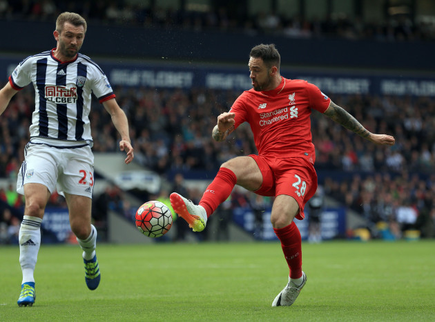 West Bromwich Albion v Liverpool - Barclays Premier League - The Hawthorns