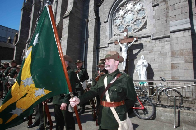 22  James connolly commeroration