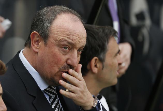 Newcastle United v Tottenham Hotspur - Barclays Premier League - St James' Park