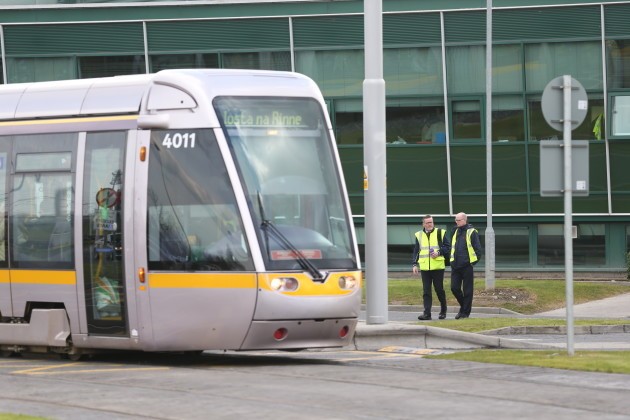 12/4/2016 Luas Strike Issues Escalates