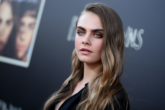 People-Cara Delevingne