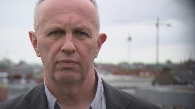 Firetrap Homes - TV3 Investigates - Presenter Mick Clifford