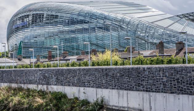 Aviva Stadium - Lansdowne Road (Dublin)