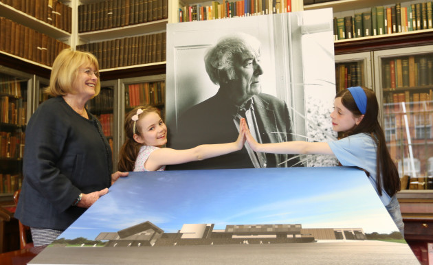 17/05/2016. Details of Seamus Heaney centre to be