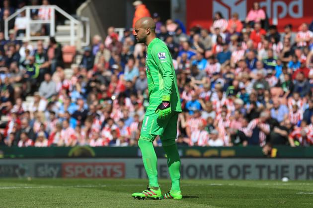 Stoke City v West Ham United - Barclays Premier League -  Britannia Stadium